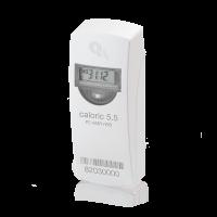 Elektronischer Heizkostenverteiler Qcaloric 5.5 P2 AMR + walk-by