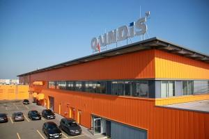 Erfurt merkezli üretim tesisi ve merkez