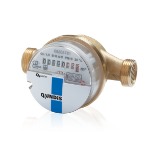 Q water (mechanical screw type water meter)