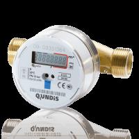 Электронный одноструйный водосчётчик Q water