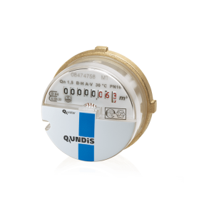 Q water (mechanical measuring capsule water meter)
