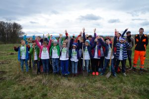 Plant-for-the-Planet and QUNDIS organise Children's Academy in Erfurt