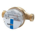Mechanical screw-type water meter WFx30 (cold water)