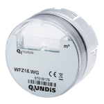 Radio add-on module WFZ16.WG