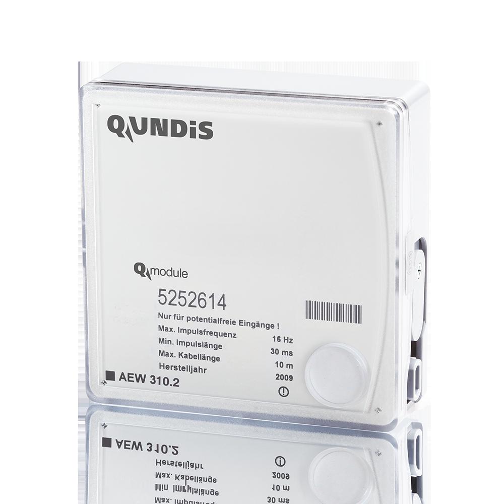 Q M-Bus impulse adapter AEW310.2